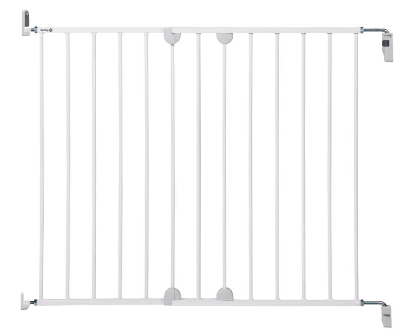 SAFETY 1ST - Zábrana Wall Fix Extending Metal White