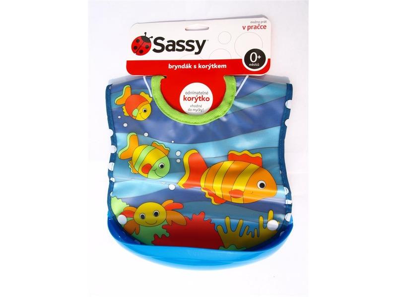 SASSY - Bryndák s korýtkem moře