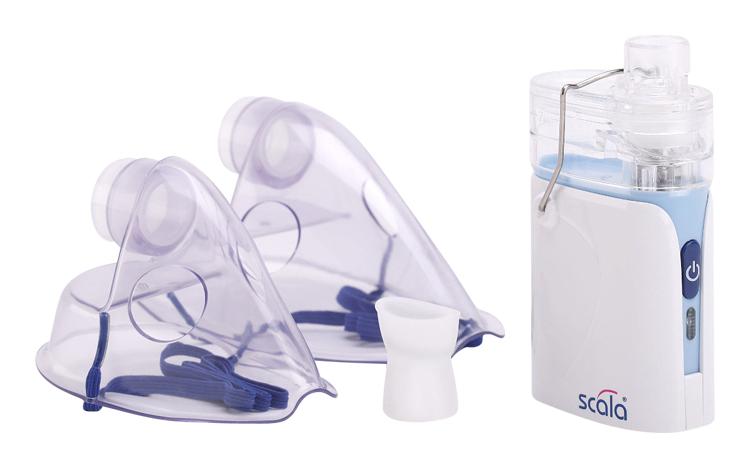 SCALA - SC 350 Mesh ultrazvukový inhalátor