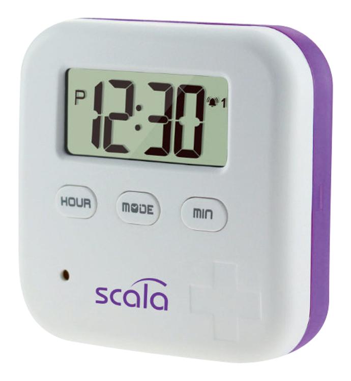 SCALA - SC 4 Dávkovač léků s časovačem 4-odd.