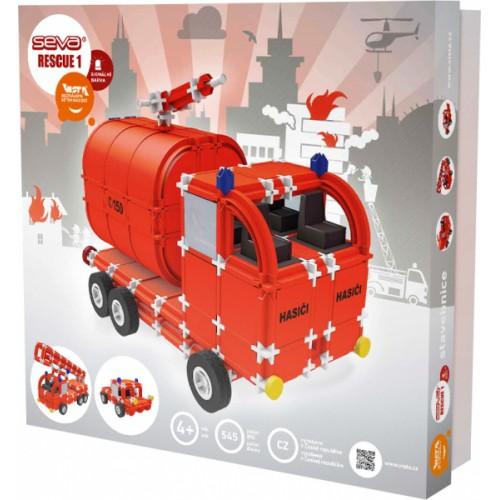 SEVA - Rescue 1 Požárníci