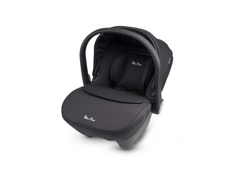 SILVER CROSS - Autosedačka Simplicity 0-13 kg - černá