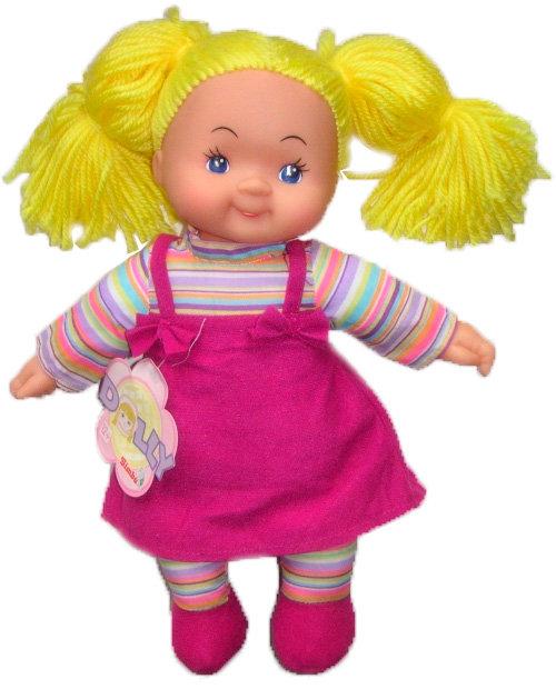 SIMBA - Látková panenka Cheeky 35 cm 5112238
