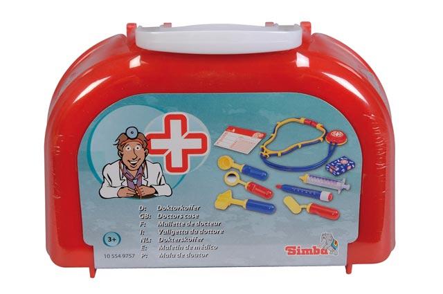 SIMBA - Lékařský kufřík 9 dílů 5549757