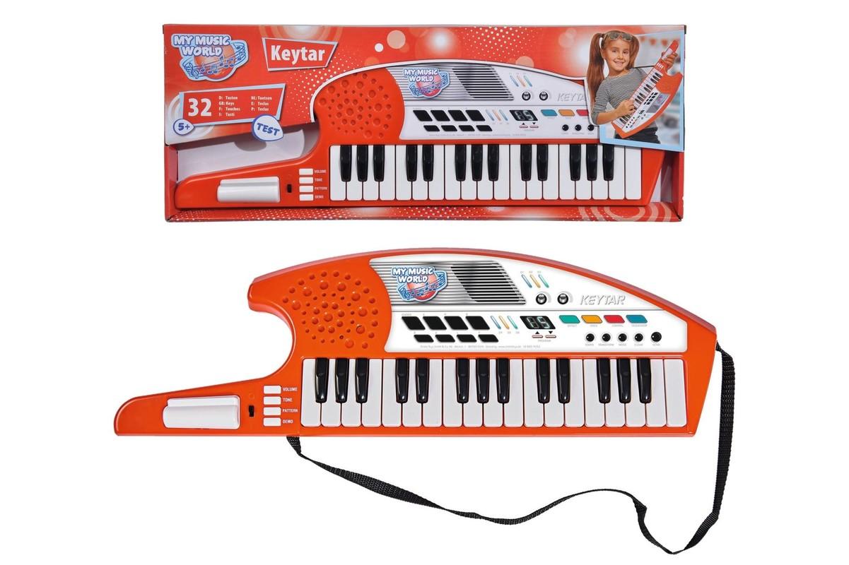 SIMBA - Musik Klávesy Keytar
