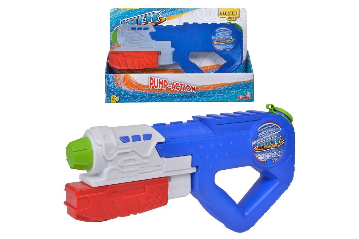 SIMBA - Vodní Pistole Bl - Mix er 3000, 32 Cm, 2 Druhy