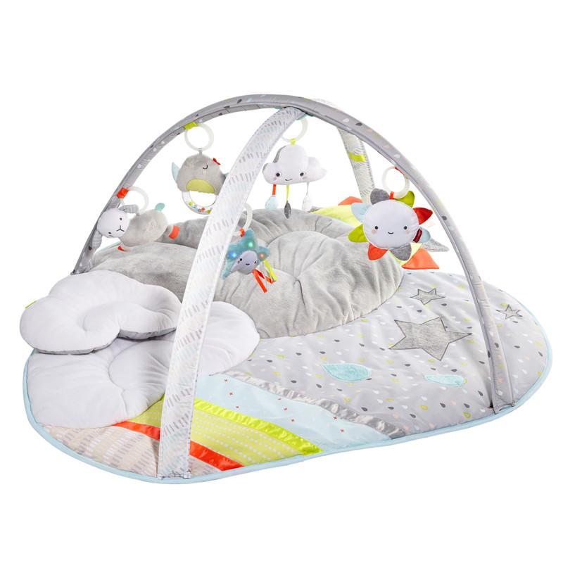 SKIP HOP - Silver Lining - Hrací deka s obloukem