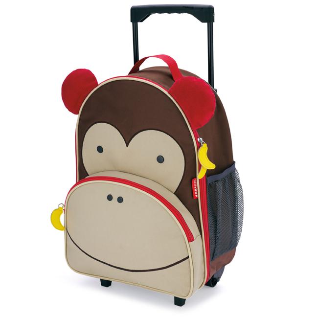 SKIP HOP - Zoo Kufr cestovní - Opička