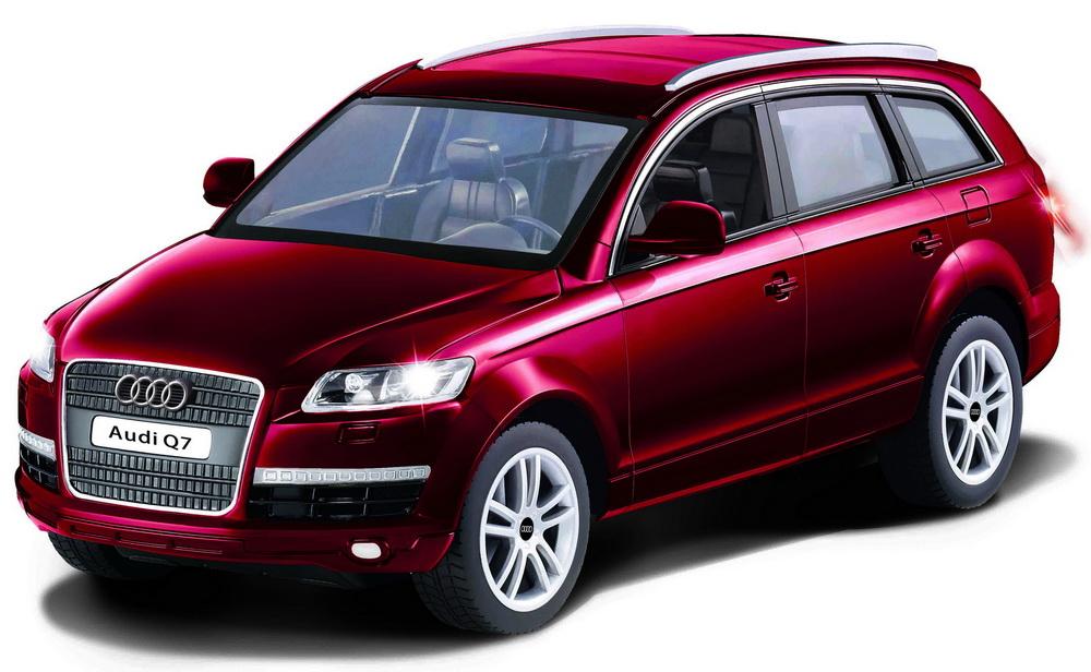 SMART KIDS - Audi Q7 - model na dálkové ovládání, 2 barvy