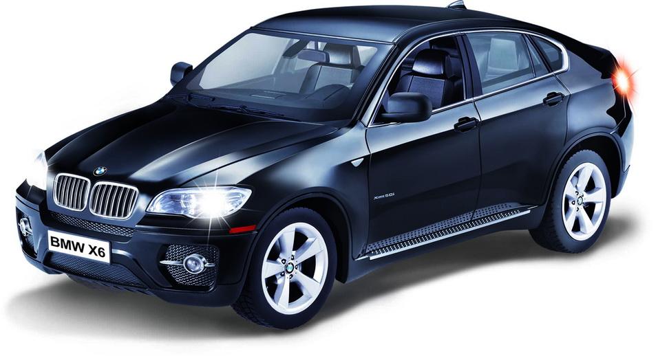 SMART KIDS - BMW X6 - model na dálkové ovládání, 2 barvy