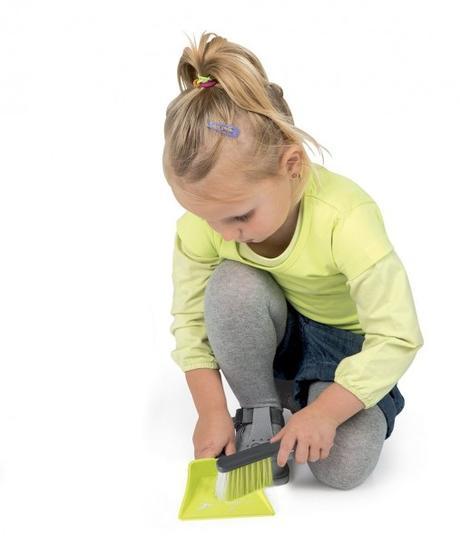 SMOBY - 24495 Dětský úklidový set