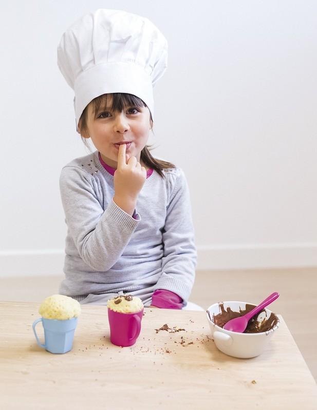 SMOBY - 312101 Sada na výrobu koláčků Cup Cake