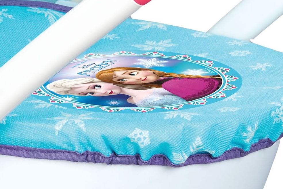 SMOBY - kočárek hluboký Frozen 254145