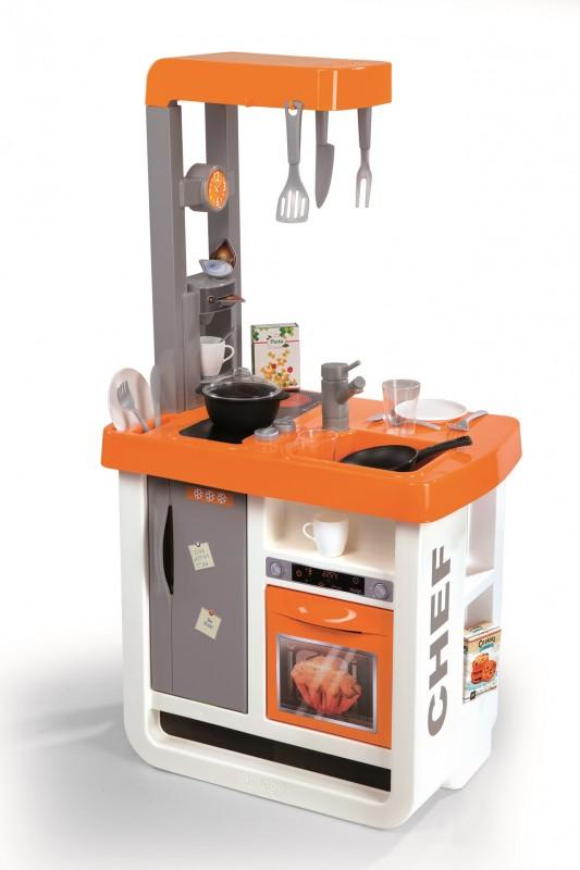 SMOBY - Kuchyňka Bon Appetit oranžová