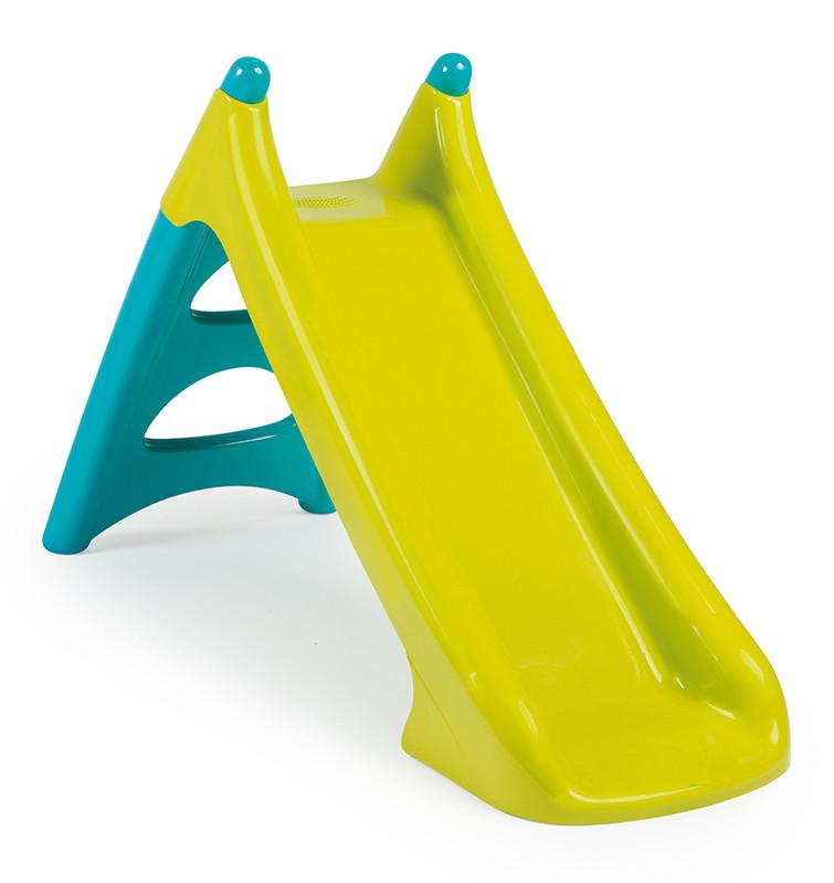 SMOBY - Skluzavka Xs 90 cm zeleno-modrá