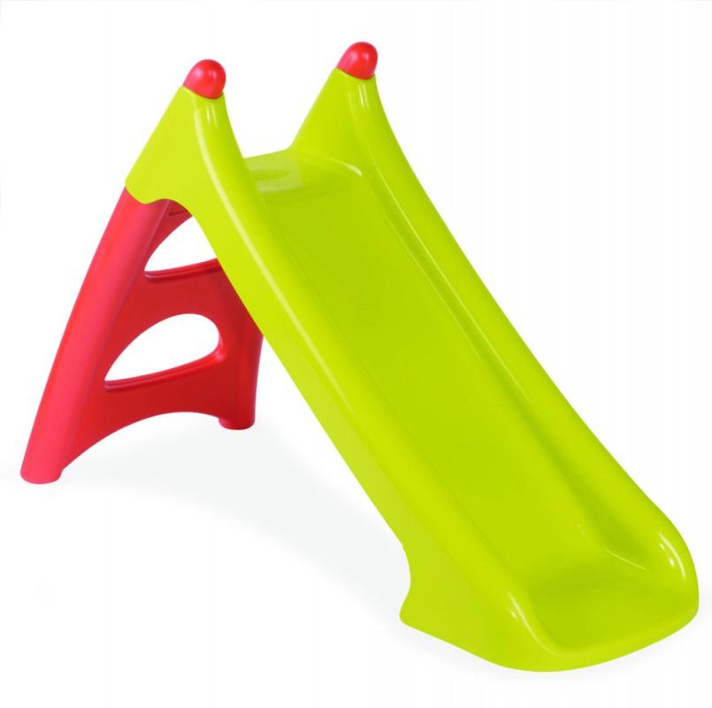 SMOBY - Skluzavka XS zelená 90 cm