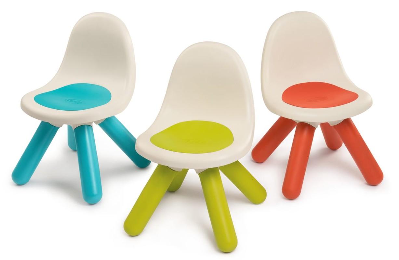 SMOBY - Židlička, 3 Druhy