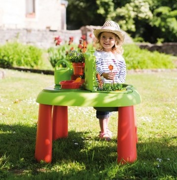 SMOBY - Zahradnický stoleček 840100