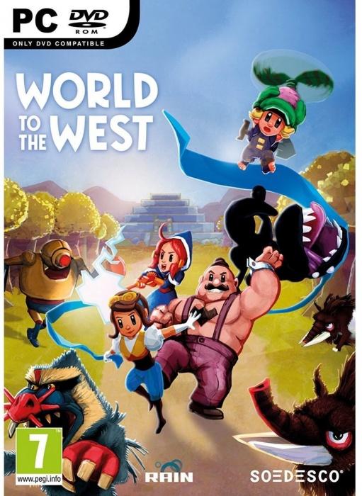 SOEDESCO - PC World to the West, Akční adventura pro PC