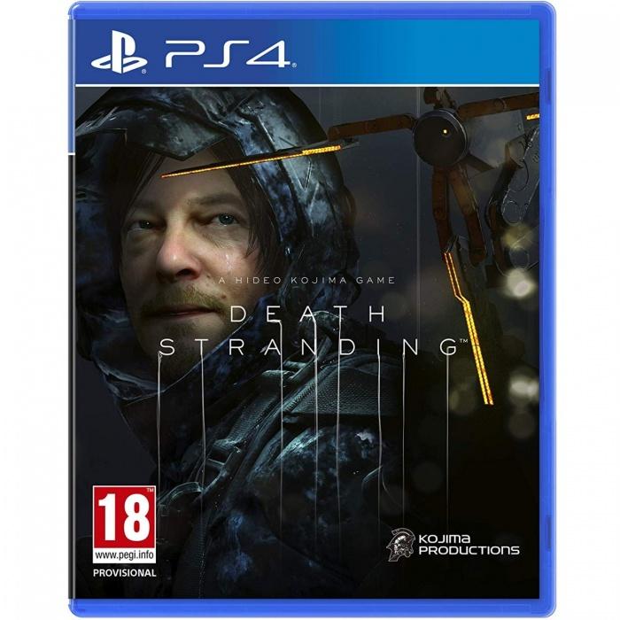 SONY - PS4 Death Stranding, Akční hra pro PlayStation 4