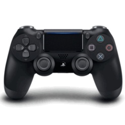 SONY - PS4 DualShock 4 Wireless Cont. V2 Jet Black