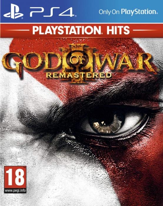 SONY - PS4 God of War III Remastered HITS, Akční hra pro PlayStation 4