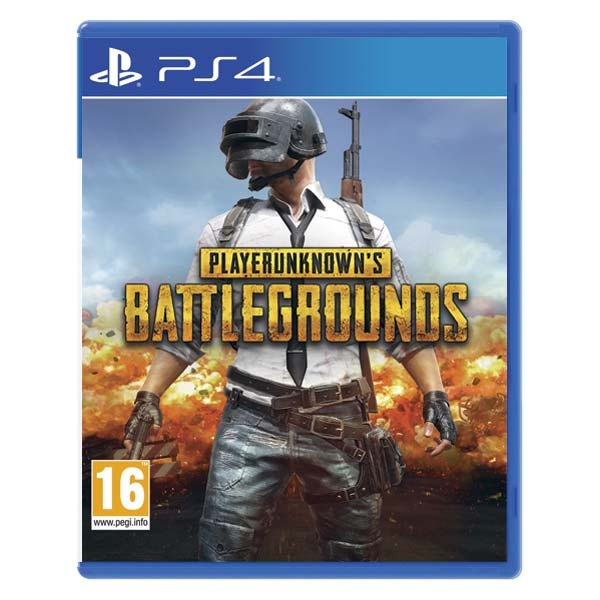 SONY - PS4 PlayerUnknown\'s Battlegrounds