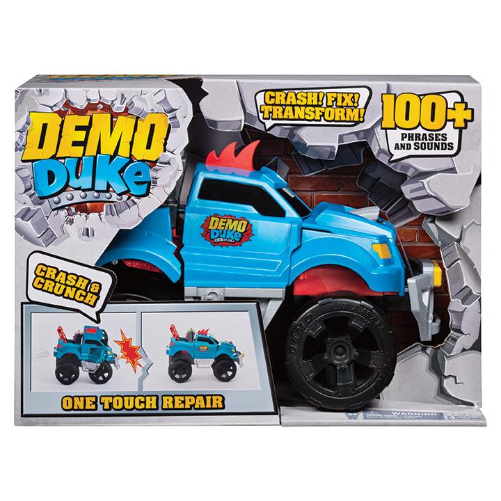 SPIN - Demo Duke bourák se zvuky