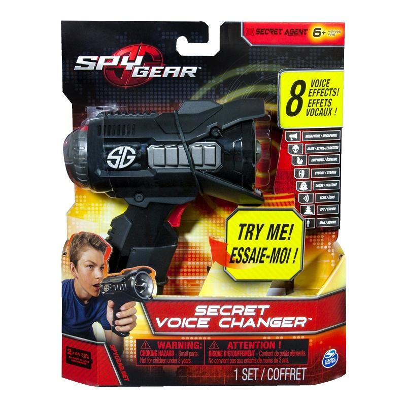 SPIN MASTER - Spy-Gear Menič hlasu 30855