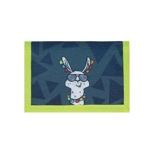 SPIRIT - Dětská peněženka Lama Blue