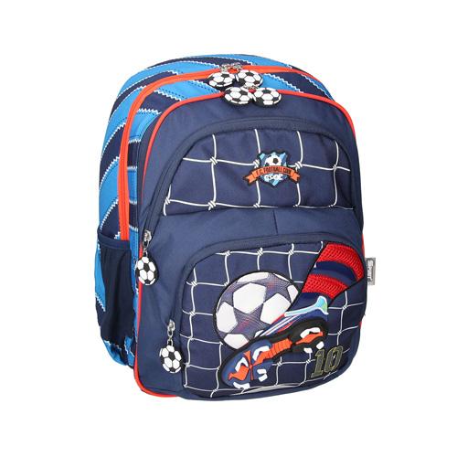 SPIRIT - Školní batoh ergonomický, Football No. 10