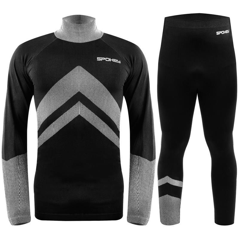 SPOKEY - ALERT Set pánského termoprádla - triko a spodky, vel. XL/XXL