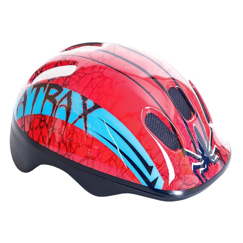 SPOKEY - ATRAX Dětská cyklistická přilba