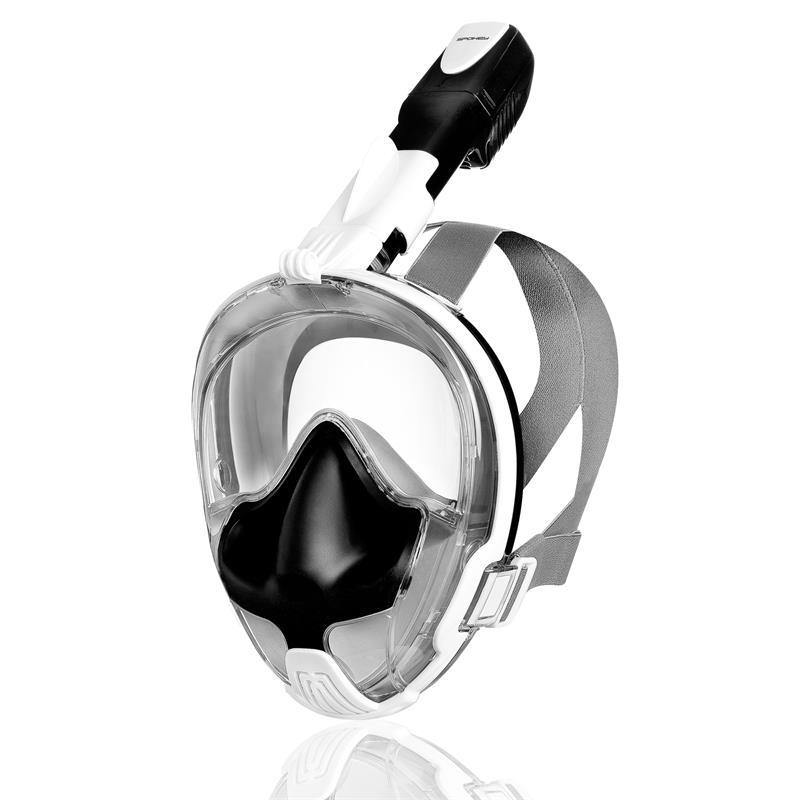 SPOKEY - BARDO Celoobličejová maska S/M