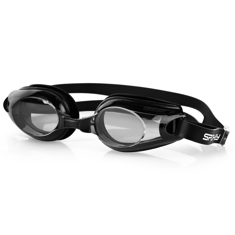 SPOKEY - BARRACUDA-Plavecké brýle černá