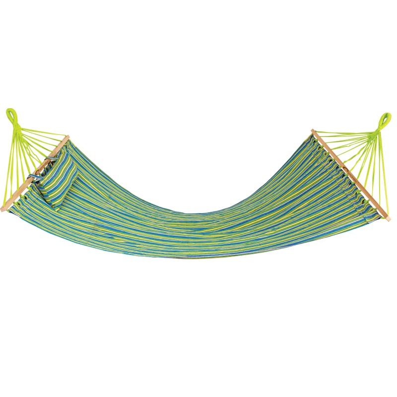 SPOKEY - BIGREST Houpací síť zelená