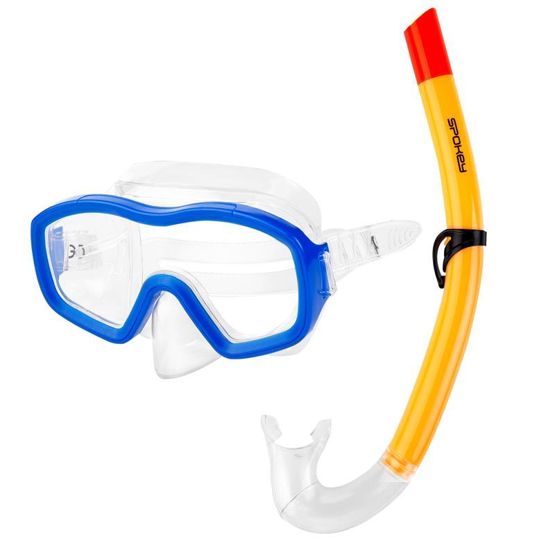 SPOKEY - BOMBI BOY Juniorská sada pro potápění maska+šnorchl