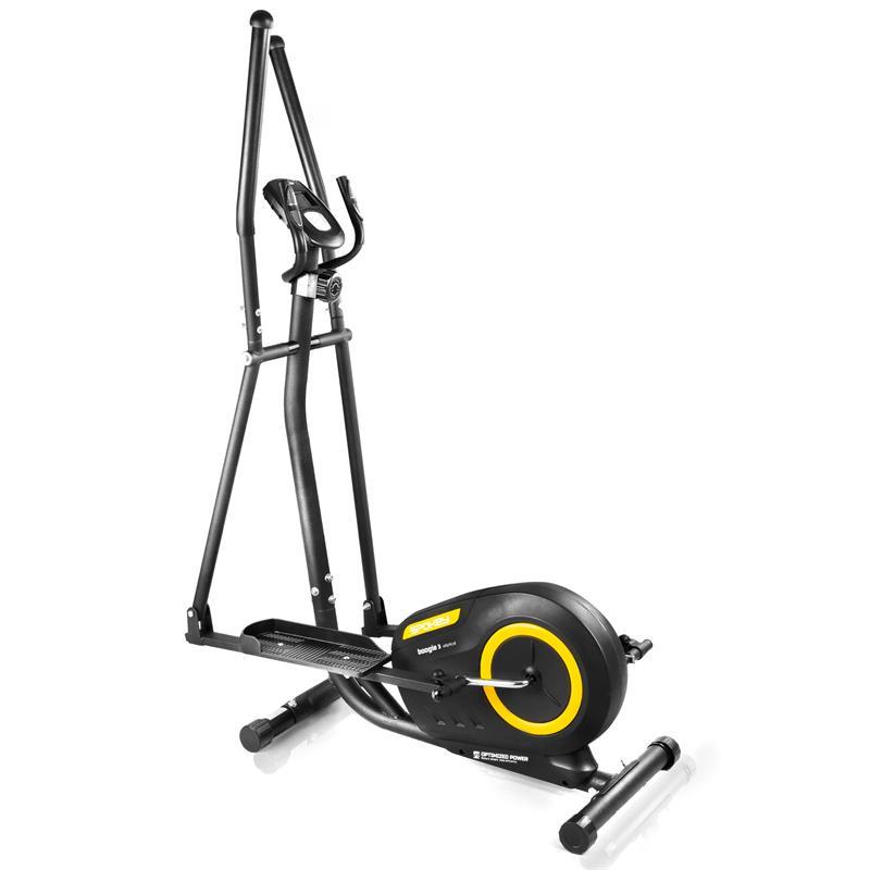 SPOKEY - BOOGIE 3 Eliptický trenažér černo-žlutý