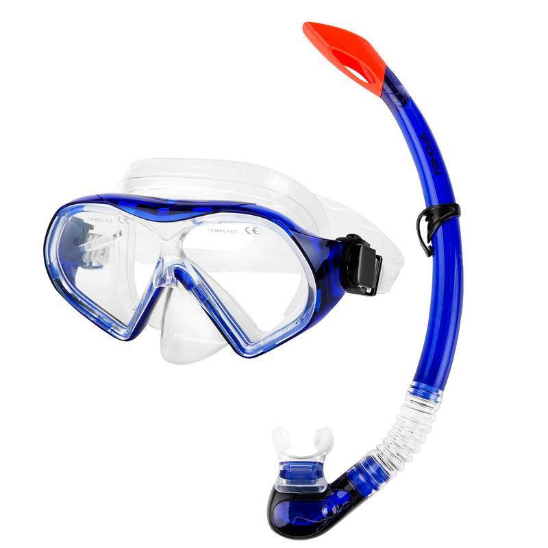 SPOKEY - CELEBES Sada pro potápění maska+šnorchl