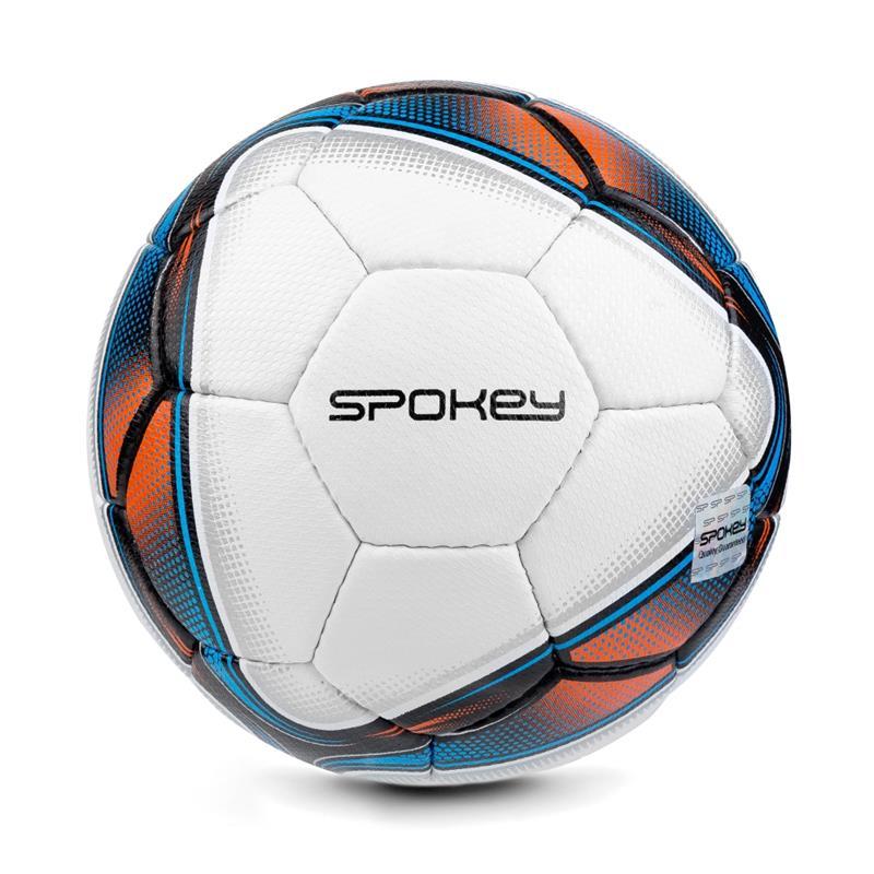 SPOKEY - COOMB Halový míč bílo-modrý č.4
