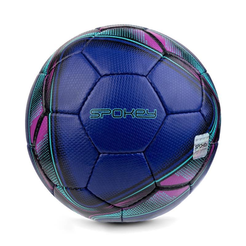 SPOKEY - COOMB Halový míč modro-růžový č.4