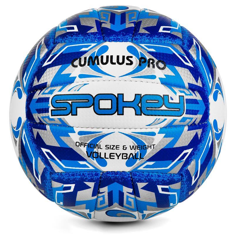SPOKEY - CUMULUS PRO Volejbalový míč modrý vel. 5