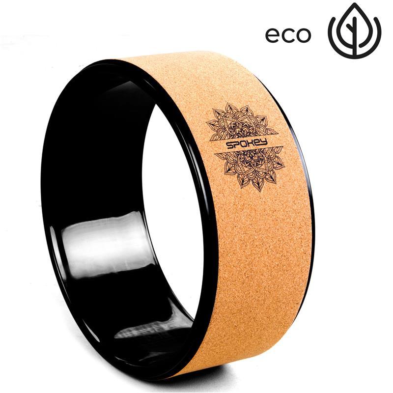 SPOKEY - CZAKRA jóga kruh korek, průměr 32,5 cm