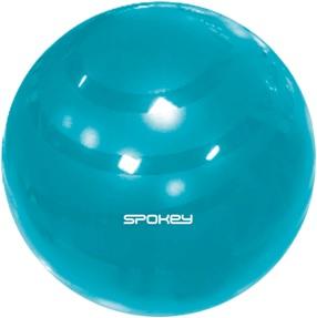 SPOKEY - FITBALL FLEX Gymnastický míč 75 cm včetně pumpičky tyrkysový