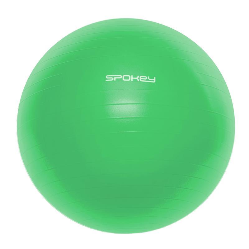 SPOKEY - FITBALL III - Gymnastický míč 75 cm včetně pumpičky