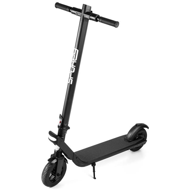 SPOKEY - Spokey GHOST Elektrická koloběžka černá, kolečka 8', do 120 kg
