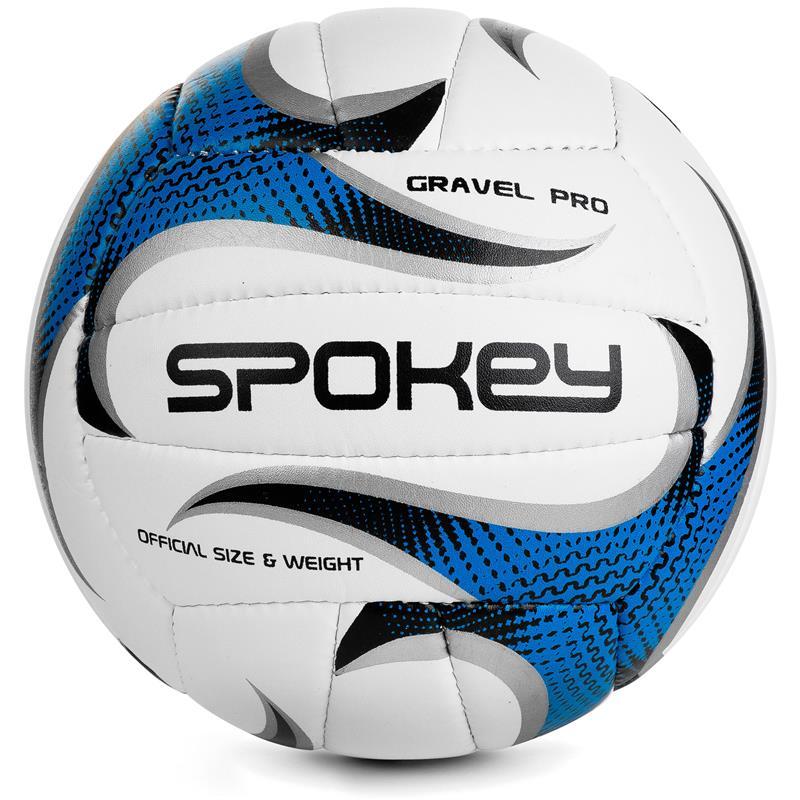 SPOKEY - GRAVEL PRO Volejbalový míč modrý vel. 5