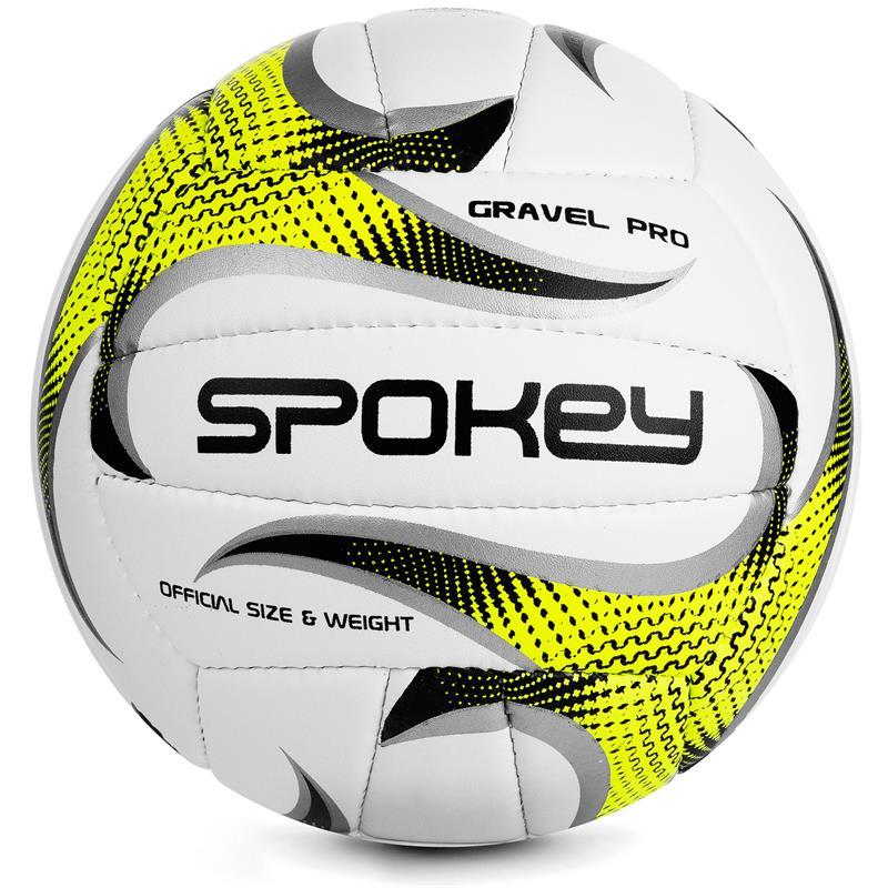 SPOKEY - GRAVEL PRO Volejbalový míč žlutý vel. 5