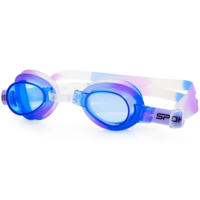 SPOKEY - JELLYFISH Dětské plavecké brýle fialové