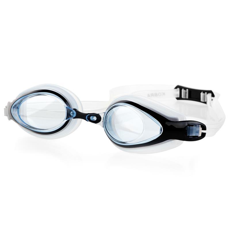SPOKEY - KOBRA Plavecké brýle, bílé